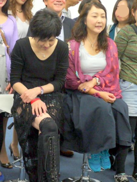 プリンセスプリンセス岸田香&富田京子さん再結成を支えた裏にファイテンあり