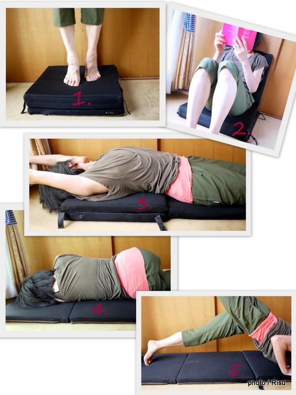 「@美コアットで」体幹トレーニング