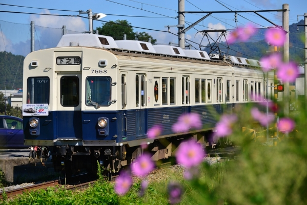 2014年9月14日 上田電鉄別所線 寺下~神畑 7200系7253F