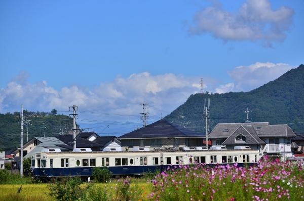 2014年9月14日 上田電鉄別所線 上田原~寺下 7200系7253F