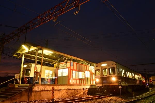 2014年9月19日 上田電鉄別所線 下之郷 7200系7255F/7253F