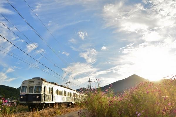 2014年9月26日 上田電鉄別所線 別所温泉~八木沢 7200系7253F
