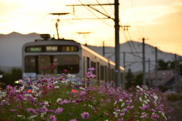 2014年9月26日 上田電鉄別所線 下之郷~中塩田 1000系1002F