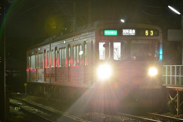 2014年9月26日 上田電鉄別所線 城下 1000系1002F
