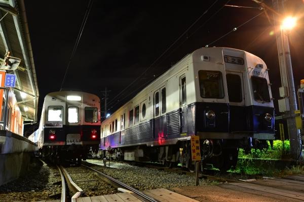 2014年9月26日 上田電鉄別所線 下之郷 7200系7253F/7255F