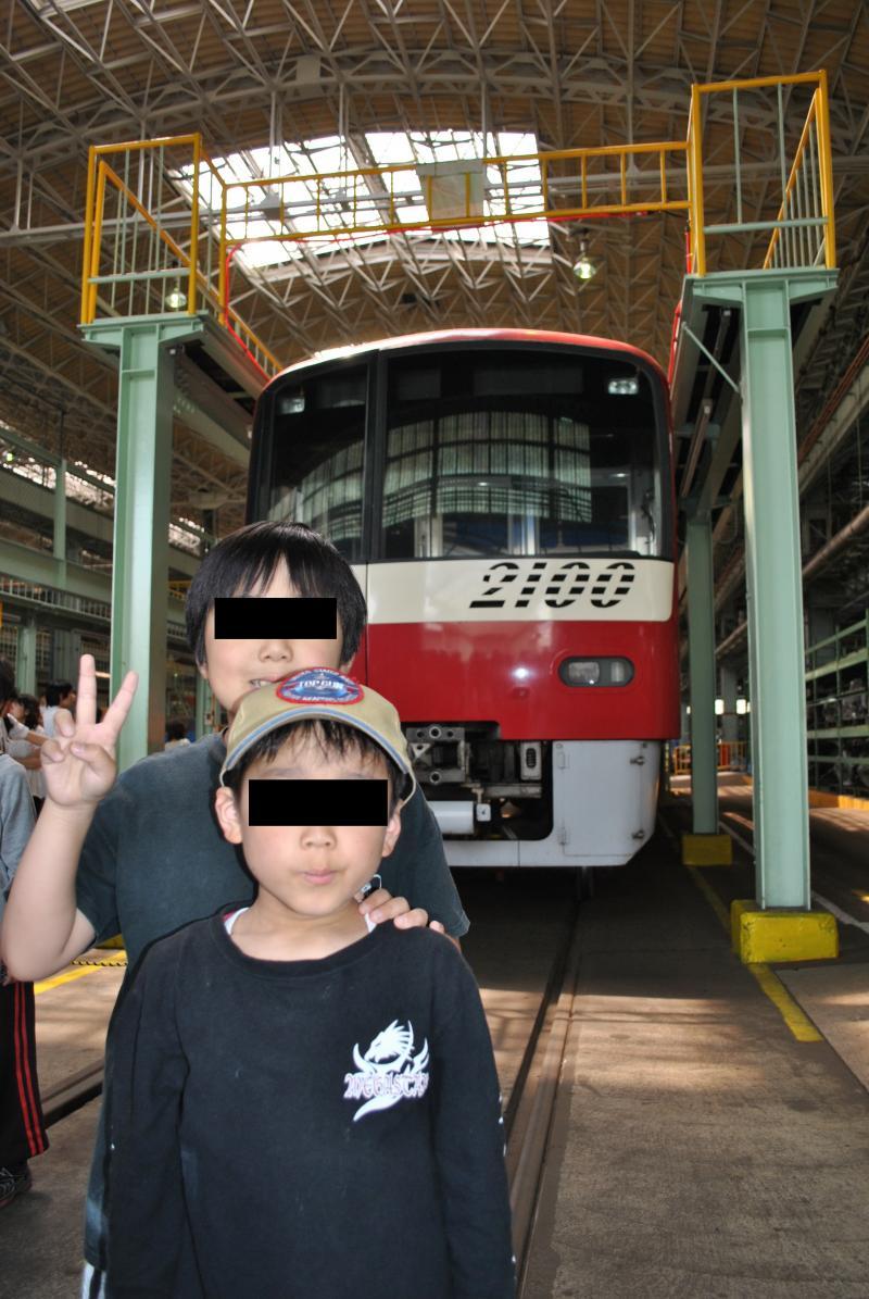 京急ファミリー鉄道フェスタ2014-2