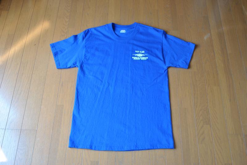 VF-143 Tシャツ1