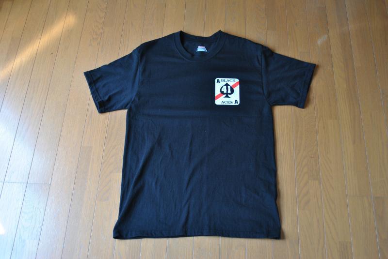 VF-41 Tシャツ1