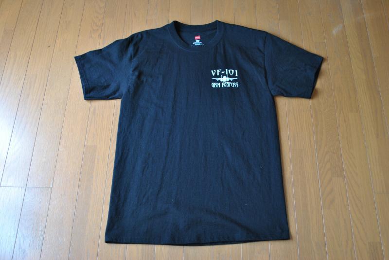 VF-101 Tシャツ1