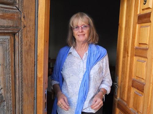 オーストラリアのおばさん
