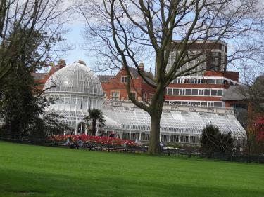Botanic Garden-Palm House