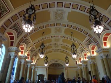 city hall-hall