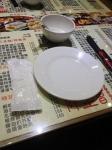 テーブル=メニューね