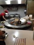 初めて見たこの調理システム