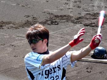 絵日記10・5鳴尾浜良太3