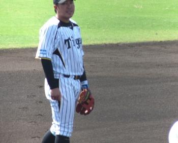 絵日記10・8鳴尾浜森田