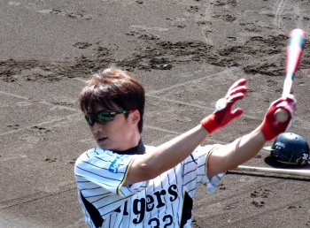 絵日記10・8鳴尾浜良太2