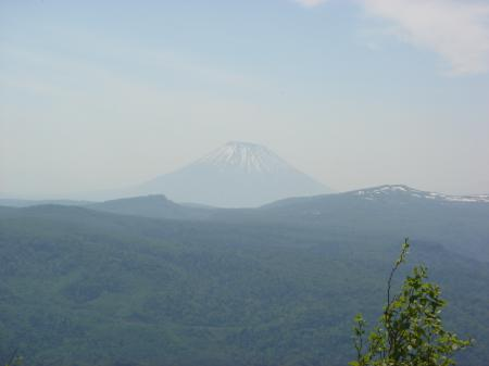 蝦夷富士カッコいい