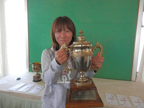 2014レディース選手権優勝者