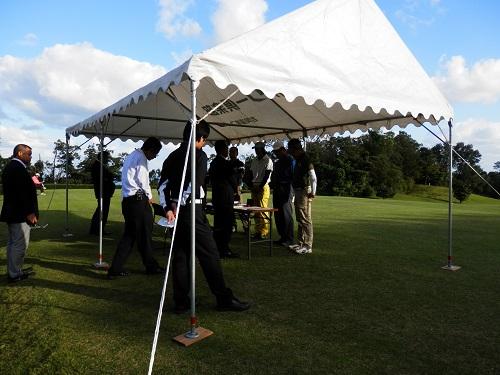 県民ゴルフ大会
