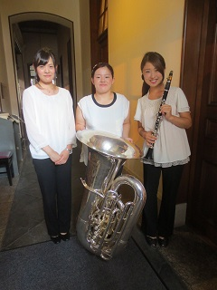 after cl,tuba,pf