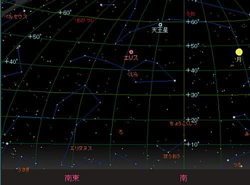 201408 13 ペルセウス座流星群星図2