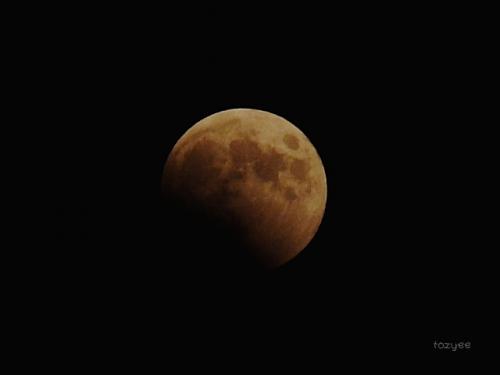 20141008 皆既月食報告1