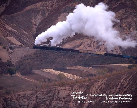 20031010集通鉄路・哈達山俯瞰