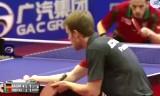 バウムVSフレイタス(決勝戦)チェコオープン2014