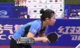 福原愛VSサマラ(決勝戦)チェコオープン2014