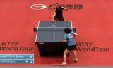 若宮三紗子の試合 ベルギーオープン2014