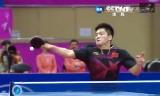 許昕VS樊振東(決勝/短)アジア大会2014