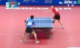 朱世赫VS馬龍(団体決)アジア大会2014
