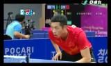 朱世赫VS許昕(準決勝)アジア大会2014