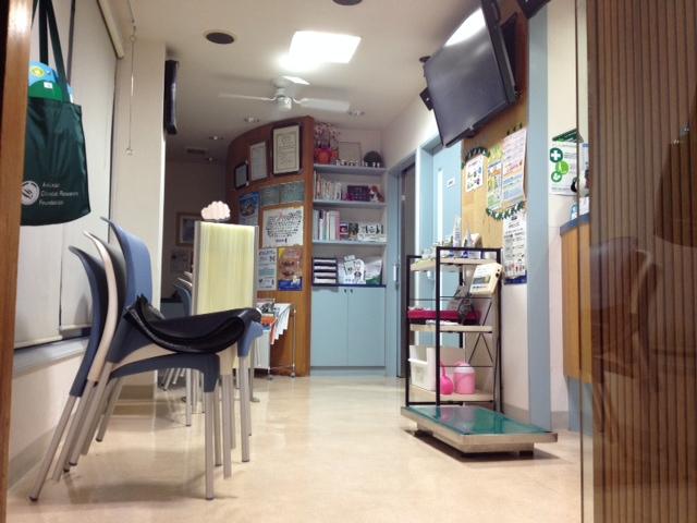 今日の待合室