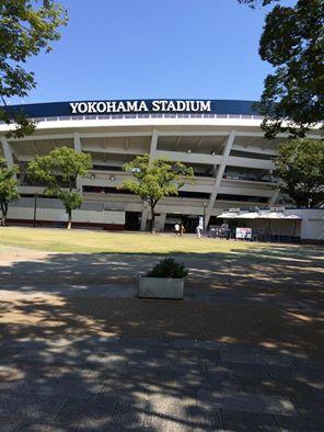 横浜スタジアム20140916