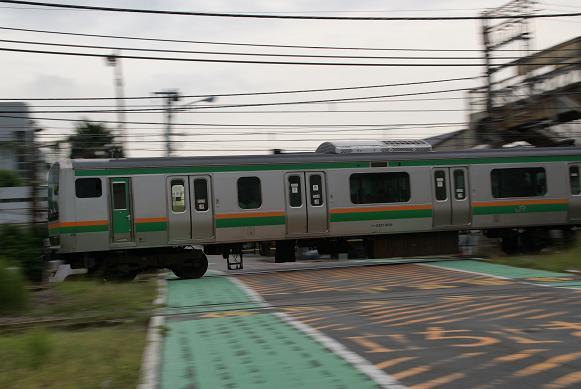 湘南新宿ライン1