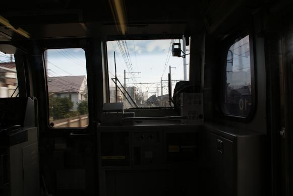 運転席からの眺め1