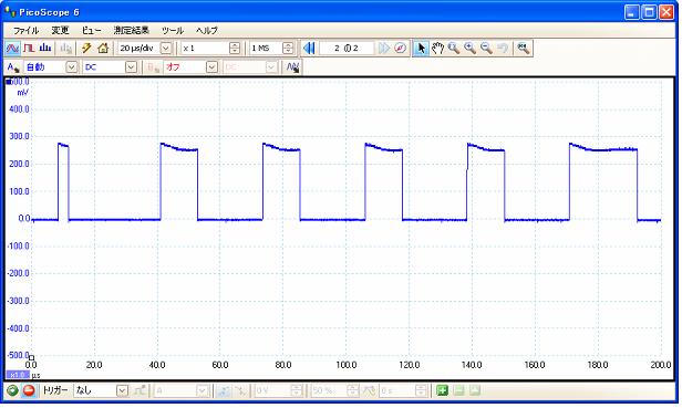 音声再生出力波形2