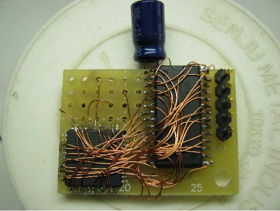 ミミクリーペット修理基板1