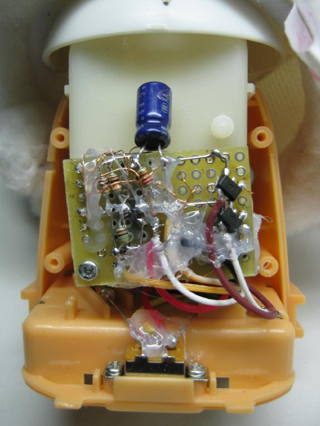 ミミクリーペット修理基板6