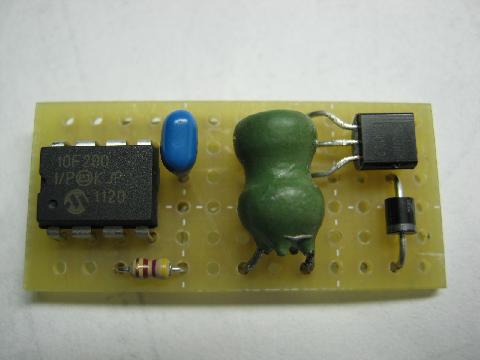 LEDランタン基板1