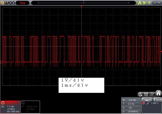 アンパンマンことばずかんDX修理後センサー波形2