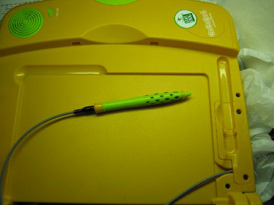 CoCoPadタッチペン修理ペン製作3