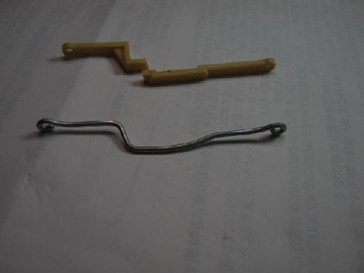 犬のぬいぐるみ修理(針金細工)修理3