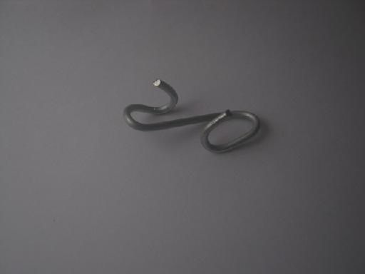 ぬいぐるみの首修理(針金細工)修理1