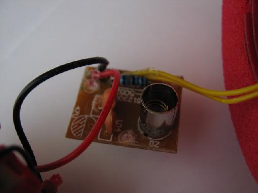 Ouaps!電子オルゴールの修理分解2