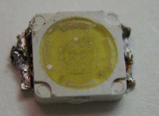投影式万華鏡の修理分解2