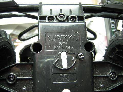 ラジコン修理送信機受信機ミスマッチ2診察3