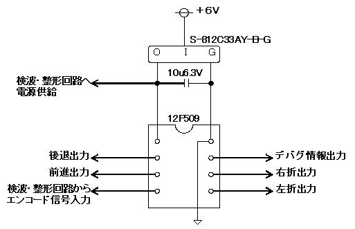 ラジコン修理送信機受信機ミスマッチ2治療5